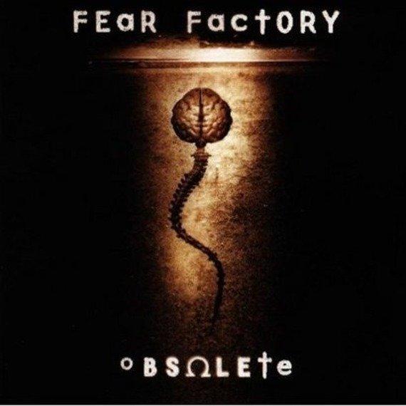 FEAR FACTORY: OBSOLETE (CD)