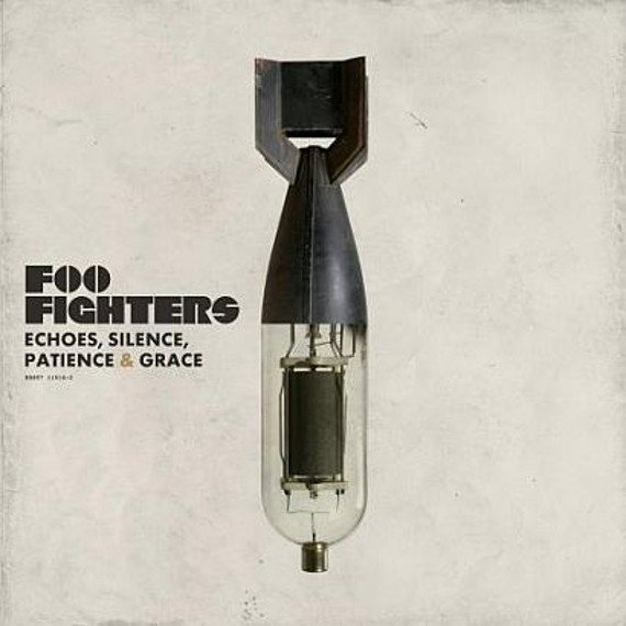FOO FIGHTERS : ECHOES, SILENCE, PATIENCE, GRACE (CD)
