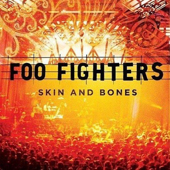 FOO FIGHTERS : SKIN AND BONES (CD)