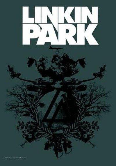 Flaga LINKIN PARK