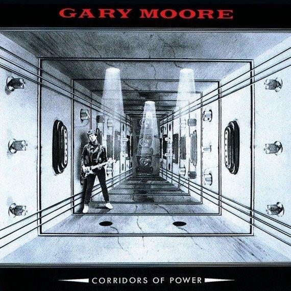 GARY MOORE: CORRIDORS OF POWER (CD)