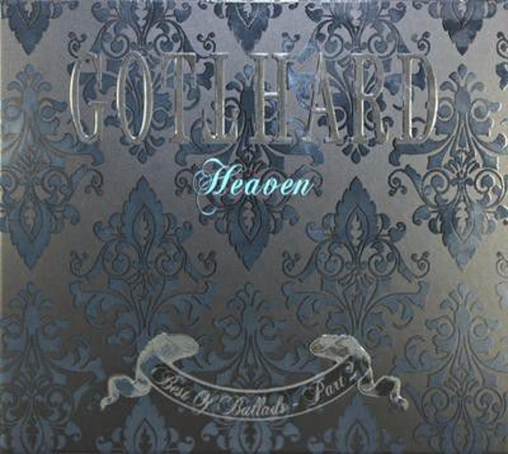 GOTTHARD: HEAVEN - BEST OF BALLANDS - PART 2 (CD) LIMITED