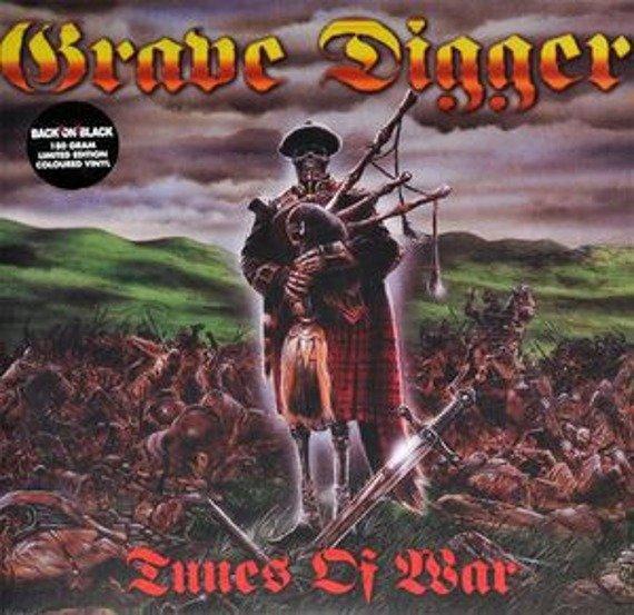 GRAVE DIGGER: TUNES OF WAR (2LP VINYL)
