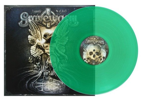 GRAVEWORM: FRAGMENTS OF DEATH (LP VINYL)