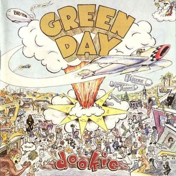 GREEN DAY : DOOKIE (CD)