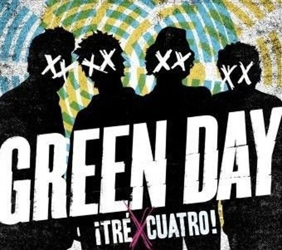 GREEN DAY : TRE! / CUATRO! (CD)