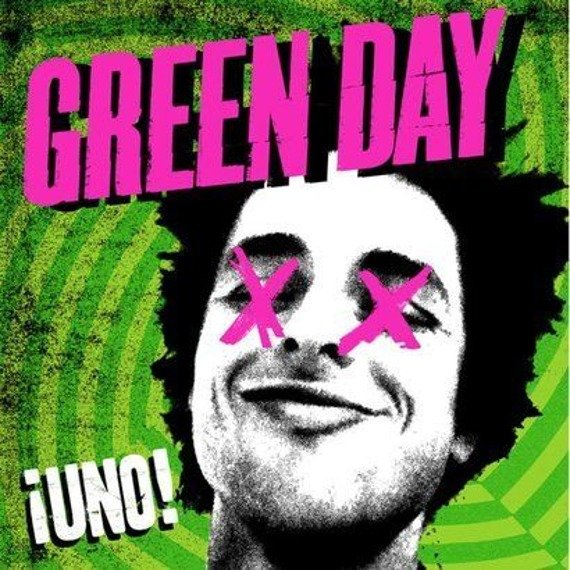 GREEN DAY: UNO ! (LP VINYL)