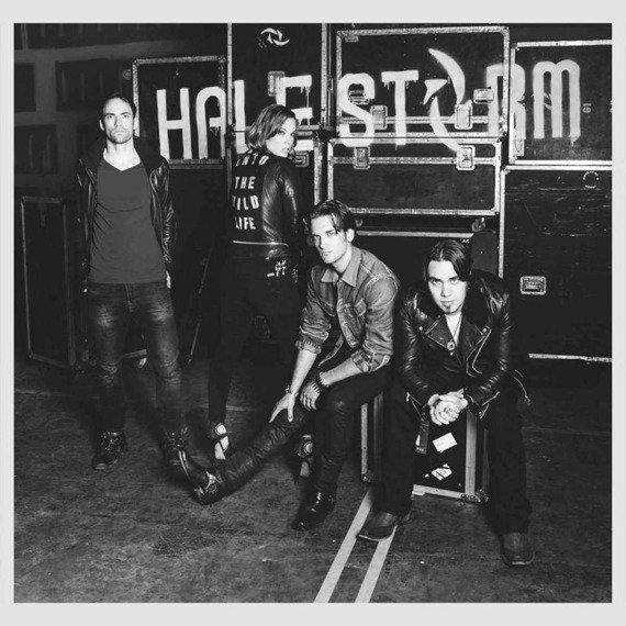 HALESTORM: INTO THE WILD LIFE (CD)
