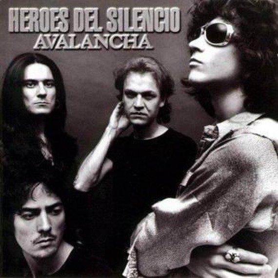 HEROES DEL SILENCIO: AVALANCHA (CD)