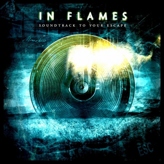 IN FLAMES : SOUNDTRACK TO YOUR ESCAPE (CD)