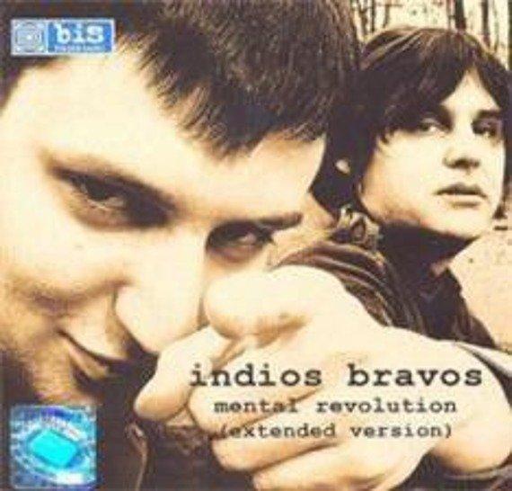 INDIOS BRAVOS: MENTAL REVOLUTION (CD)