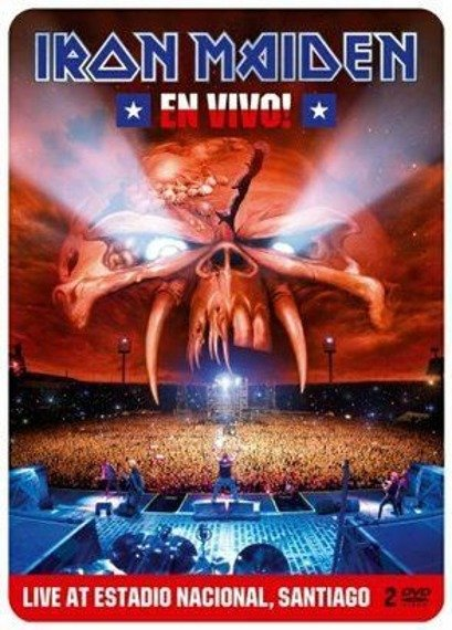 IRON MAIDEN: EN VIVO! (DVD SPECIAL)
