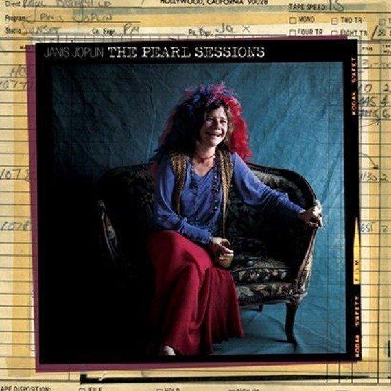 JANIS JOPLIN: PEARL SESSIONS (CD)