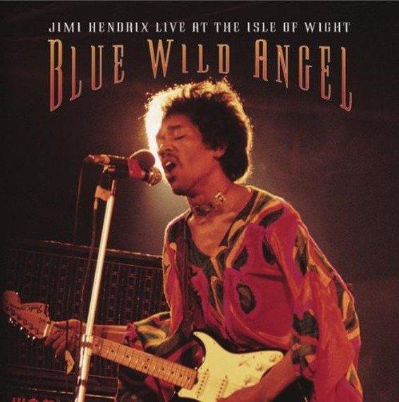 JIMI HENDRIX: BLUE WILD ANGEL - LIVE AT ISLE OF WIGHT (CD)