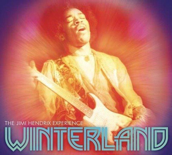JIMI HENDRIX EXPERIENCE: WINTERLAND (CD)