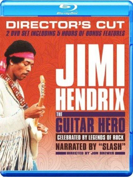 JIMI HENDRIX: THE GUITAR HERO (2 BLURAY)