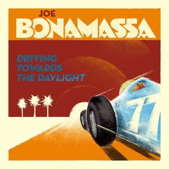 JOE BONAMASSA: DRIVING TOWARDS THE DAYLIGHT (CD)