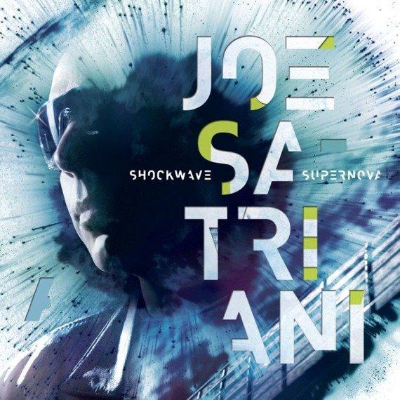 JOE SATRIANI : SHOCKWAVE SUPERNOVA (2LP VINYL)