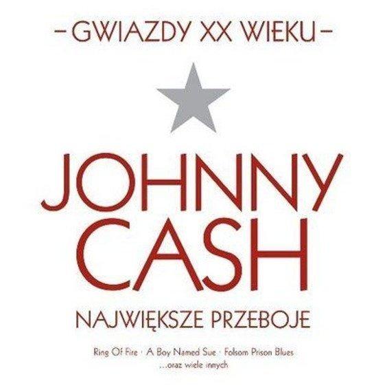 JOHNNY CASH: NAJWIĘKSZE PRZEBOJE (CD)