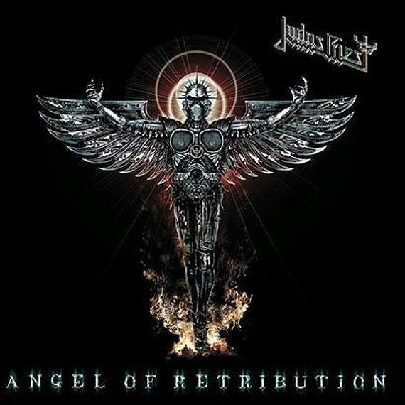 JUDAS PRIEST : ANGEL OF RETRIBUTION (CD)