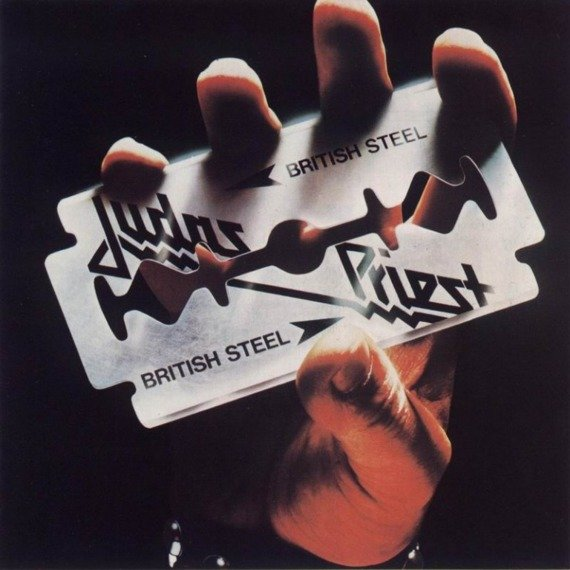 JUDAS PRIEST : BRITISH STEEL (CD) DIGIPACK