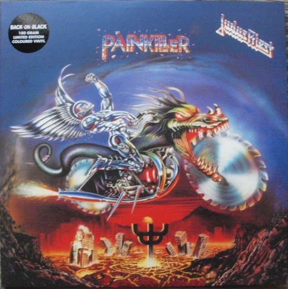 JUDAS PRIEST: PAINKILLER (2LP VINYL)