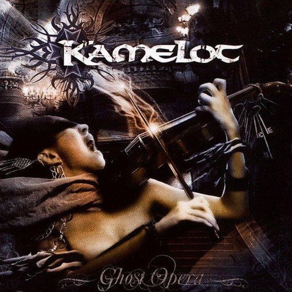 KAMELOT: GHOST OPERA (CD)