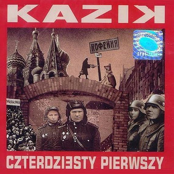 KAZIK: CZTERDZIESTY PIERWSZY (CD)