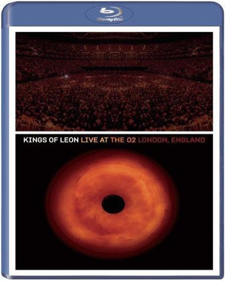 KINGS OF LEON: LIVE AT THE O2 LONDON, ENGLAND (BLU-RAY)