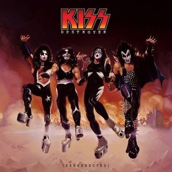 KISS: DESTROYER - RESURRECTED (CD)