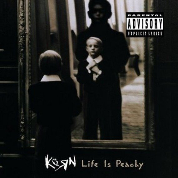 KORN : LIFE IS PEACHY (CD)