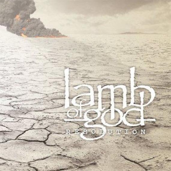 LAMB OF GOD : RESOLUTION (CD)