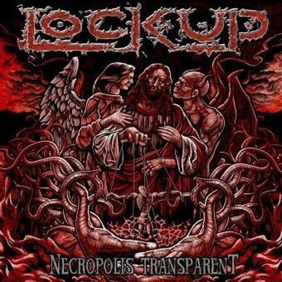 LOCK UP: NECROPOLIS TRANSPARENT (CD)