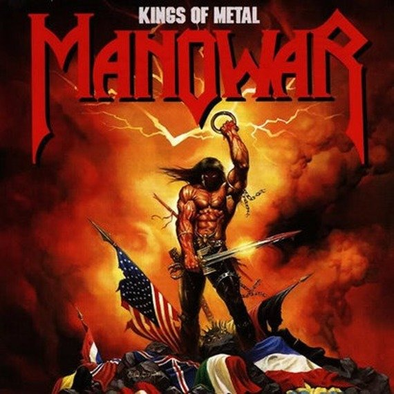 MANOWAR: KINGS OF METAL (CD)