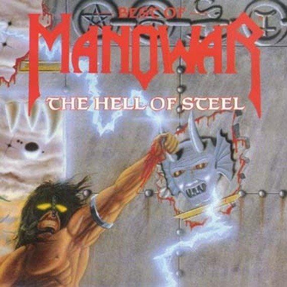 MANOWAR: THE HELL OF STEEL (CD)