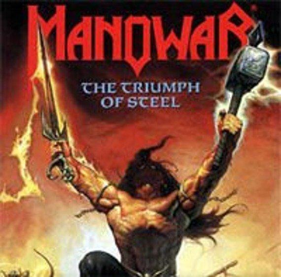 MANOWAR: THE TRIUMPH OF STEEL (2LP VINYL)