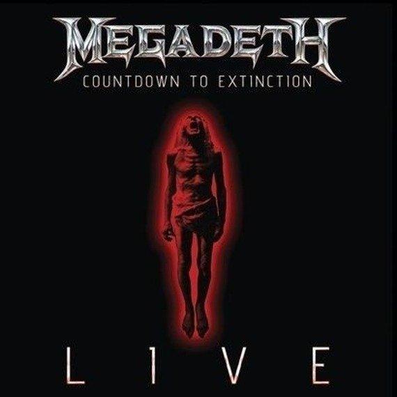 MEGADETH: COUNTDOWN TO EXTINCTION - LIVE (CD)