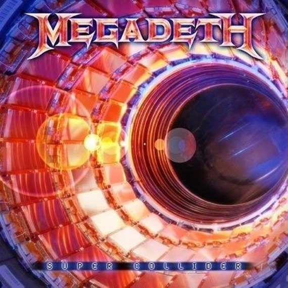 MEGADETH: SUPER COLLIDER (LP VINYL)