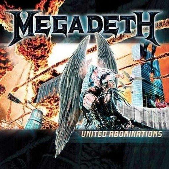 MEGADETH: UNITED ABOMINATIONS (LP VINYL)