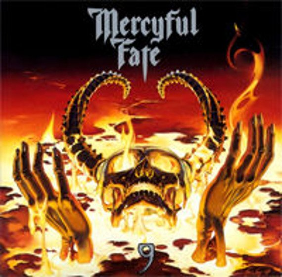 MERCYFUL FATE: 9 (LP VINYL)