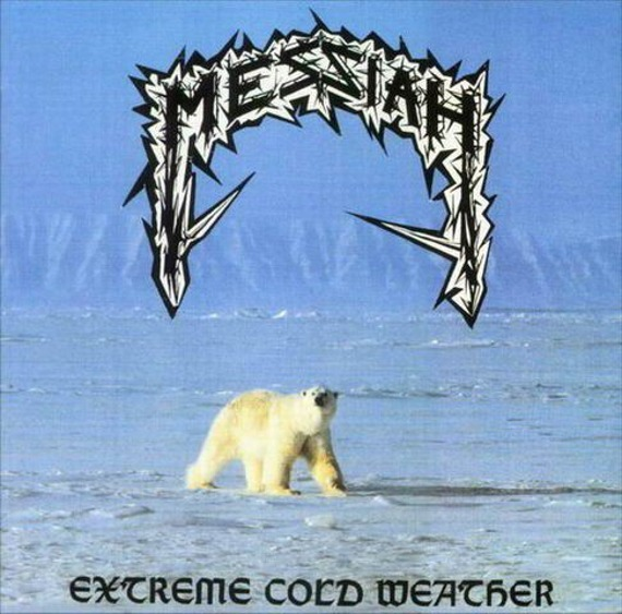MESSIAH: EXTREME COLD WEATHER (CD)