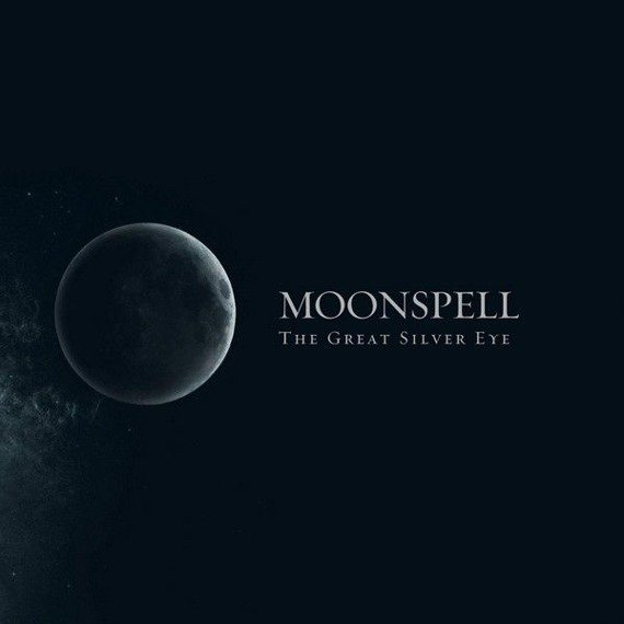 MOONSPELL : THE GREAT SILVER EYE (CD)