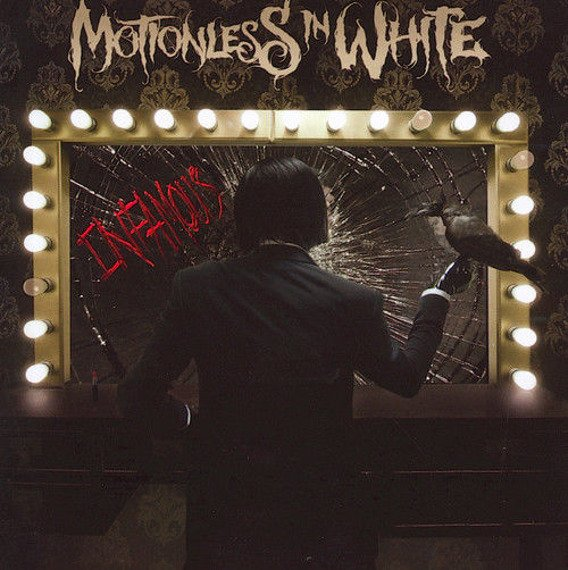 MOTIONLESS IN WHITE: INFAMOUS (CD)