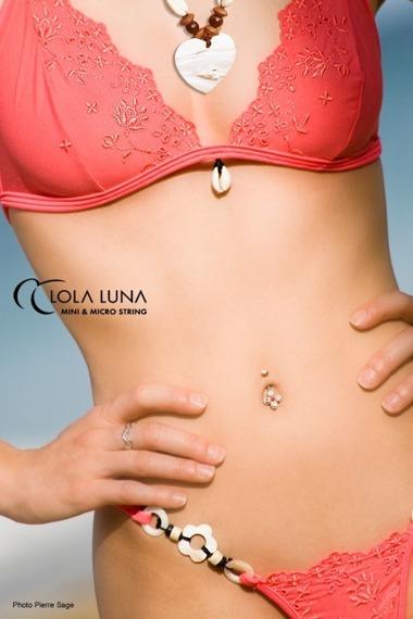 Mini Bikini Bermudes Coral - od Lola Luna LL-026