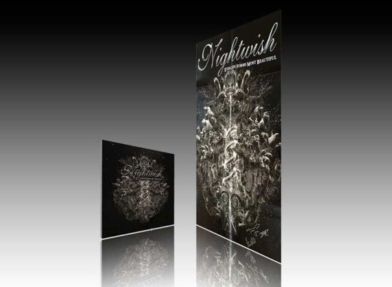 NIGHTWISH: ENDLESS FORMS MOST BEAUTIFUL (2LP PICTURE WINYL)