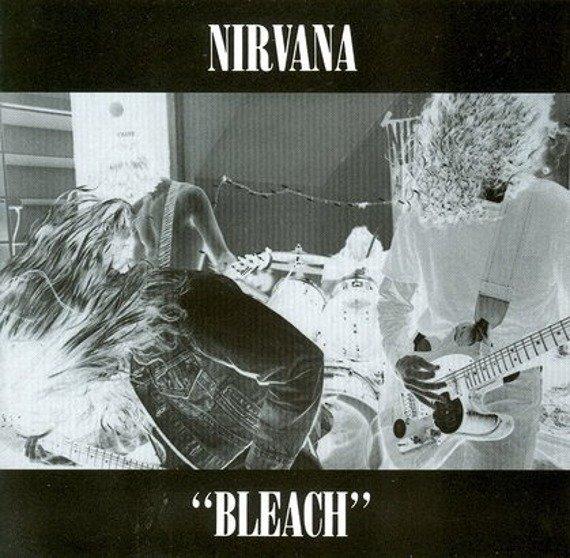 NIRVANA: BLEACH (CD)