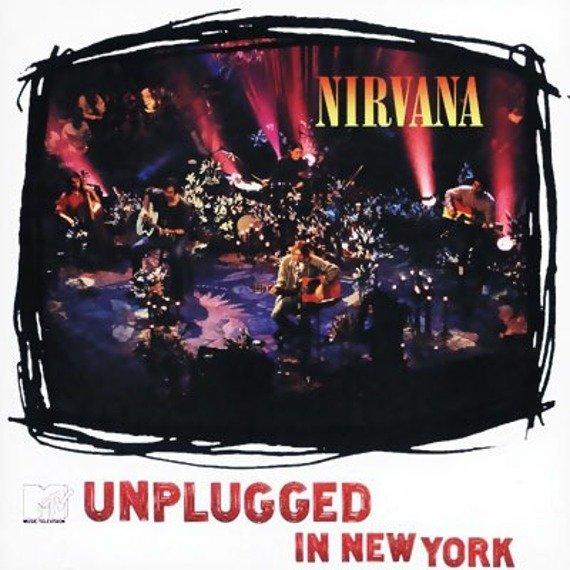 NIRVANA: MTV UNPLUGGED IN N NEW YORK (LP VINYL)