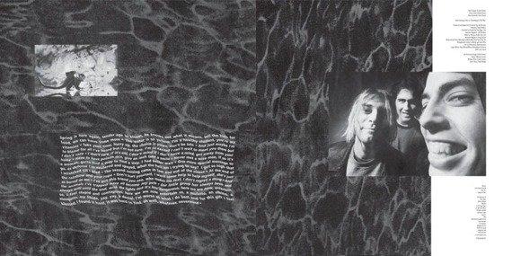 NIRVANA: NEVERMIND (LP VINYL)