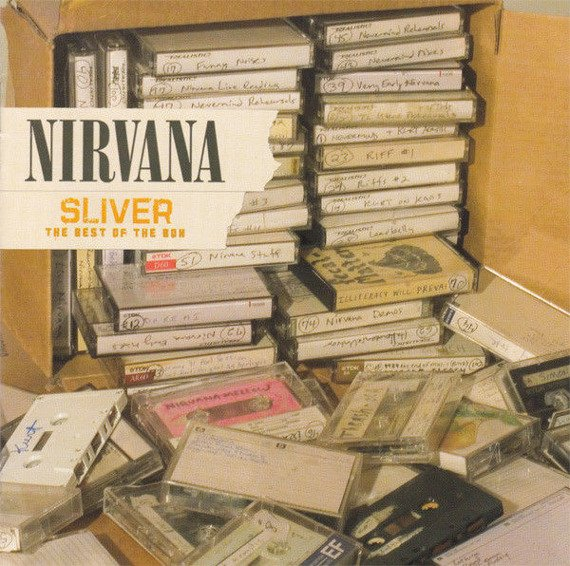NIRVANA: SLIVER THE BEST OF THE BOX (CD)