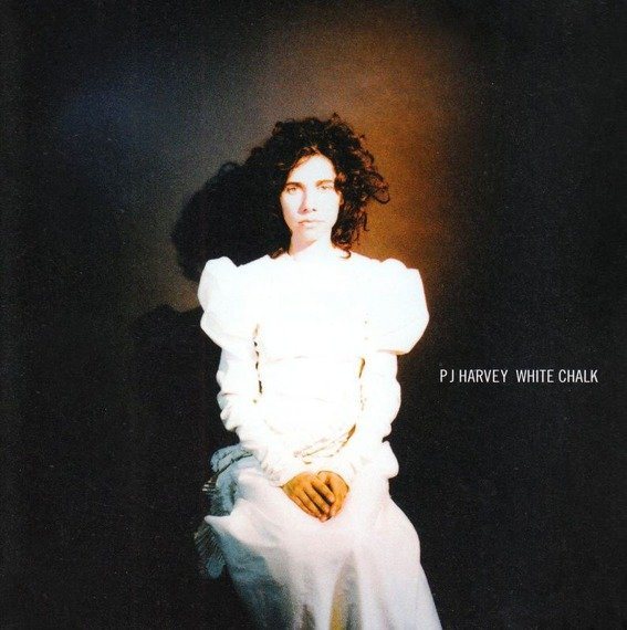 P.J. HARVEY: WHITE CHALK (CD)